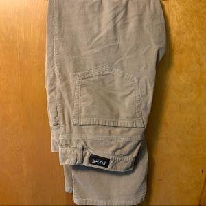 Men's Michael Kors cord pants